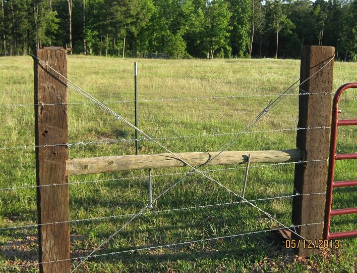 Texas Southwestern Cattle Raisers Feb2017 Ranch Diy Fence Brace