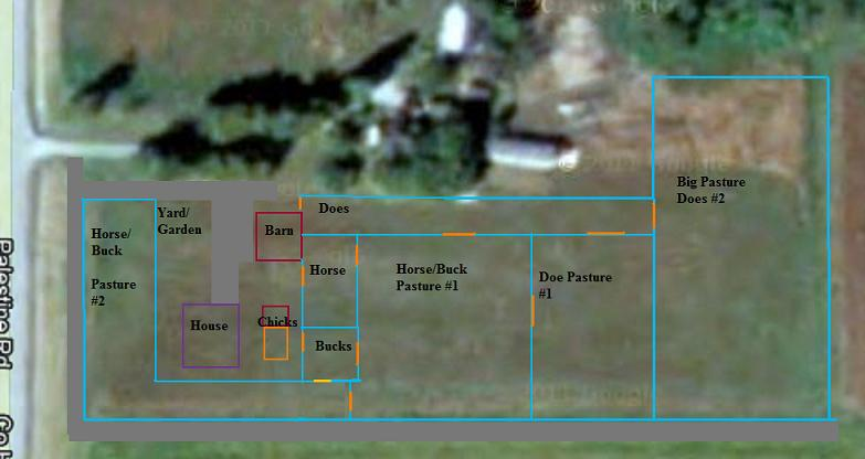 Horse farm layout ideas pictures to pin on pinterest Small farm plans layout