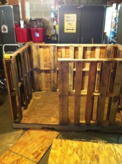 $10 Goat shelter | BackYardHerds.com