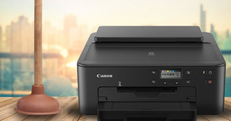 printer, clogged