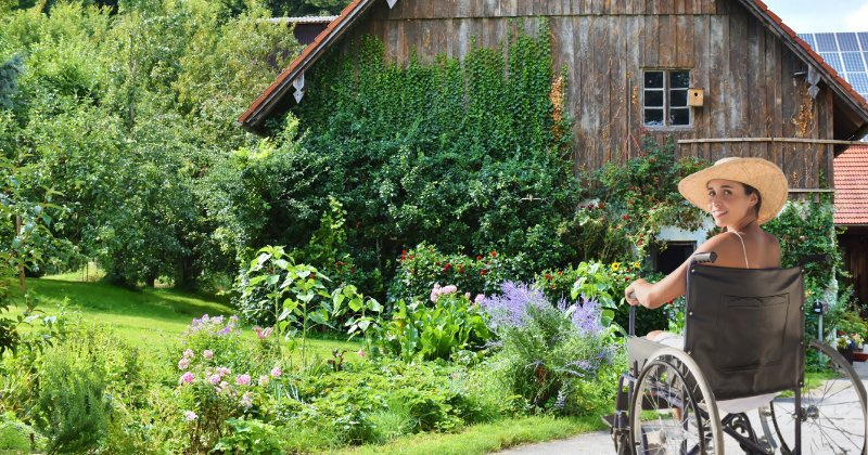 disability, homesteading