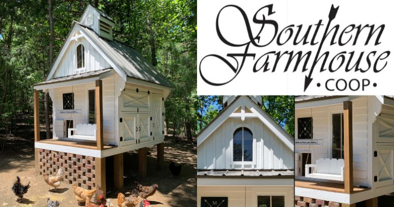 Southern Farmhouse Coop