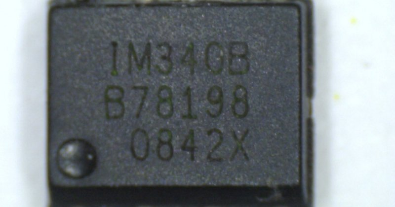 Odd Chip on Cartridge