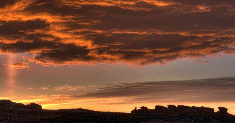 POW: Beautiful Sunrise from Turbguy