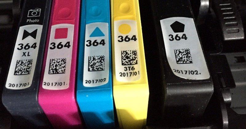Dye ink V's Pigment ink